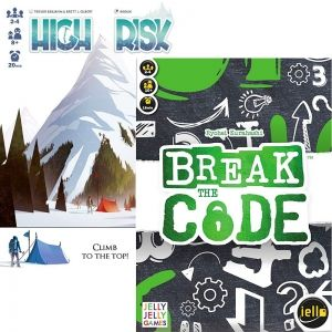 БЪНДЪЛ HIGH RISK + BREAK THE CODE