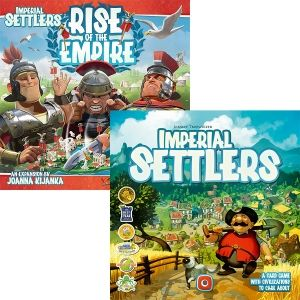 БЪНДЪЛ - IMPERIAL SETTLERS + RISE OF THE EMPIRE