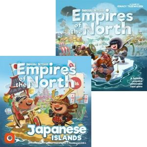 БЪНДЪЛ - IMPERIAL SETTLERS: EMPIRES OF THE NORTH + JAPANESE ISLANDS