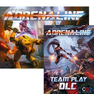 БЪНДЪЛ - ADRENALINE + TEAM PLAY DLC