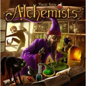 БЪНДЪЛ - ALCHEMISTS + THE KING'S GOLEM