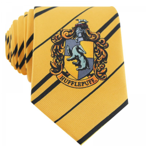 ВРАТОВРЪЗКА  - HARRY POTTER - HUFFLEPUFF