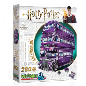 3D ПЪЗЕЛ - HARRY POTTER - KNIGHT BUS