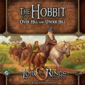THE LORD OF THE RINGS - THE HOBBIT - OVER HILL AND UNDER HILL-  Expansion 1
