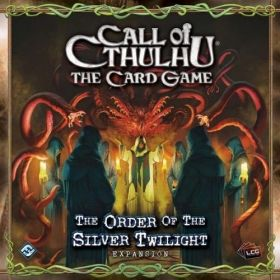 CALL OF CTHULHU: THE ORDER OF THE SILVER TWILIGHT - Expansion 2