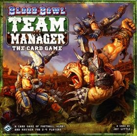 BLOOD BOWL TEAM MANAGER The Card Game