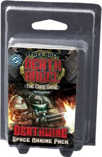 DEATH ANGEL DEATHWING SPACE MARINE PACK - Expansion