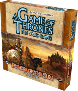 A GAME OF THRONES - Princes of the Sun - Expansion