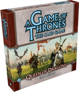 A GAME OF THRONES - Queen of Dragons - Expansion