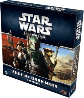 STAR WARS The Card Game - EDGE OF DARKNESS - Expansion