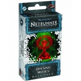 ANDROID: NETRUNNER The Card Game - OPENING MOVES - Data Pack 1