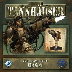 TANNHAUSER - EDISON - SINGLE FIGURE PACK