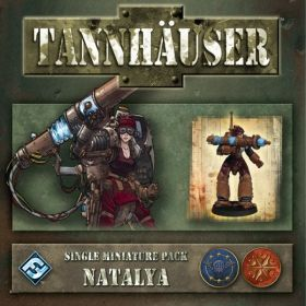 TANNHAUSER - NATALYA - SINGLE FIGURE PACK