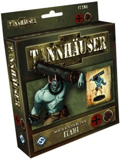 TANNHAUSER - ITAMI - SINGLE FIGURE PACK