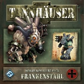 TANNHAUSER - FRANKENSTAHL - SINGLE FIGURE PACK