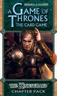 A GAME OF THRONES - The Kingsguard- Chapter Pack 3