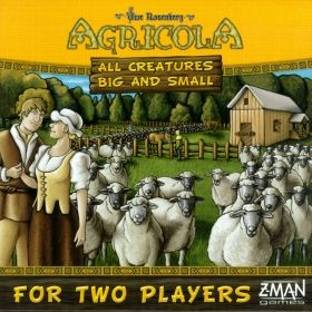 AGRICOLA ALL CREATURES BIG AND SMALL - Expansion