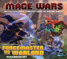 MAGE WARS - FORCEMASTER VS WARLORD - Expansion