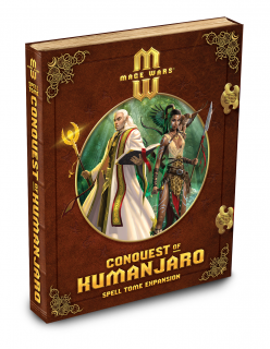 MAGE WARS - CONQUEST OF KUMANJARO - Expansion
