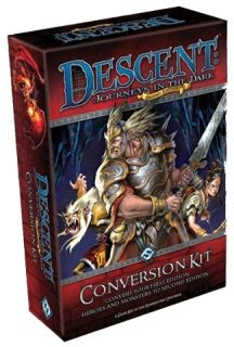 DESCENT - CONVERSION KIT - Expansion