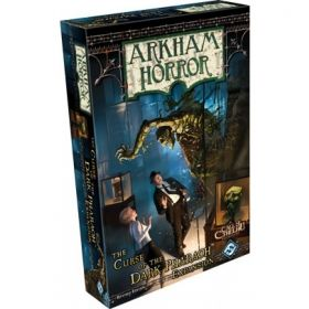 ARKHAM HORROR : CURSE OF THE DARK PHARAOH - Expansion
