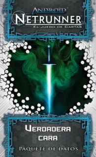 ANDROID: NETRUNNER The Card Game - TRUE COLORS - Data Pack 4