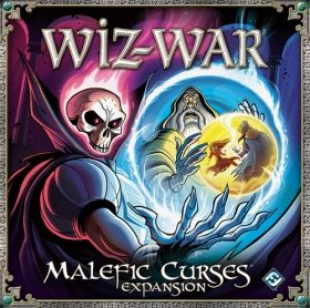 WIZ WAR - MALEFIC CURSES - Expansion