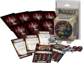 DESCENT - SPLIG - Lieutenant pack