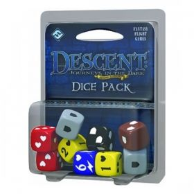 DESCENT - DICE SET