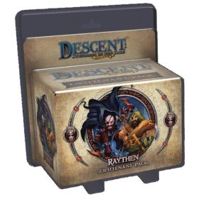 DESCENT - RAYTHEN - Lieutenant pack