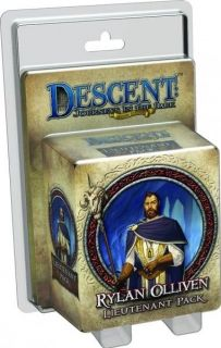 DESCENT - RYLAN OLLIVEN - Lieutenant pack