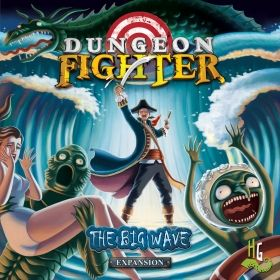DUNGEON FIGHTER - THE BIG WAVE - EXPANSION