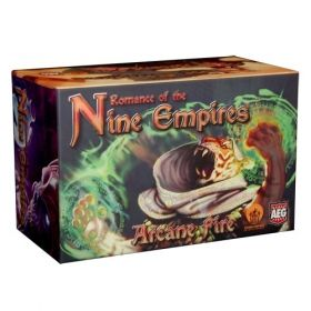 ROMANCE OF THE NINE EMPIRES - ARCANE FIRE - Expansion