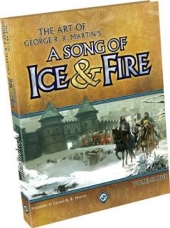 THE ART OF A SONG OF ICE AND FIRE VOL.1