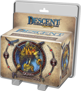 DESCENT - SKARN - Lieutenant pack