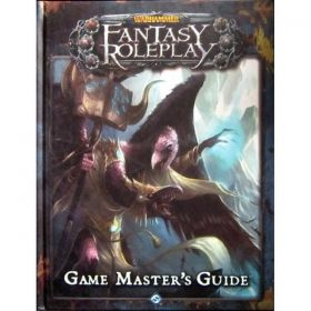 WARHAMMER FANTASY ROLEPLAY - GAME MASTER'S GUIDE