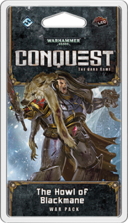 WARHAMMER 40 000 - CONQUEST: HOWL OF BLACKMANE - War Pack 1