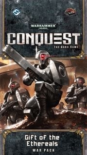 WARHAMMER 40 000 - CONQUEST: GIFT OF THE ETHEREALS - War Pack 3