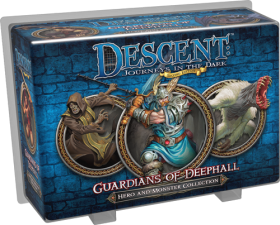 DESCENT 2nd EDITION - GUARDIANS OF DEEPHALL