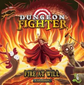 DUNGEON FIGHTER - FIRE AT WILL - EXPANSION