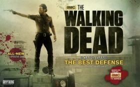 THE WALKING DEAD - THE BEST DEFENSE