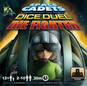 SPACE CADETS - DICE DUEL - DIE FIGHTER - Expansion