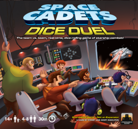 SPACE CADETS - DICE DUEL