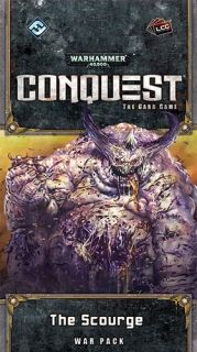 WARHAMMER 40 000 - CONQUEST: THE SCOURGE - War Pack 2