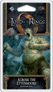 The LORD Of The RINGS The Card Game - Across the Ettenmoors - Adventure Pack 3