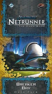 ANDROID: NETRUNNER The Card Game - Breaker Bay - Data Pack 2