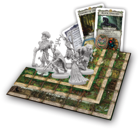 TALISMAN - THE WOODLANDS Expansion