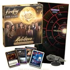 FIREFLY - THE GAME KALIDASA - EXPANSION