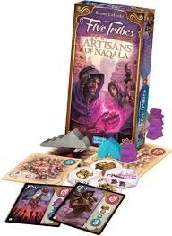 FIVE TRIBES: THE ARTISANS OF NAQALA - Expansion