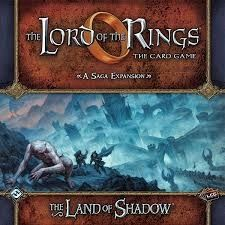 THE LORD OF THE RINGS - THE LAND OF SHADOW -  Expansion